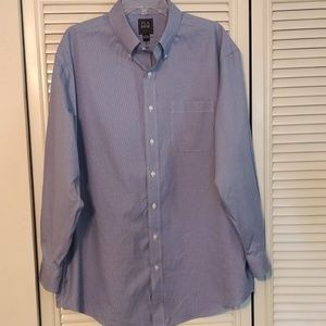 Jos. A. Bank Shirts - Men's Jos A Bank Traveler Dress Shirt